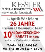 26 Jahre Friseur & Kosmetik Team