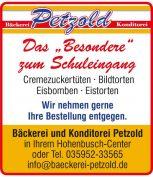 Bäckerei Petzold